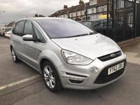 FORD S-MAX TITANIUM TDCI 2012 Diesel Automatic in Silver