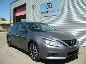 2018 NISSAN ALTIMA SV, REMOTE STARTER, HEATED SEATS