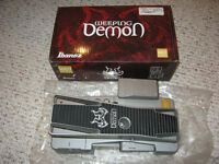 BRAND NEW IBANEZ WEEPING DEMON WD7 WAH EFFECT PEDAL