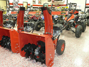 NEW 6.5 SNOW BLOWER 2 STAGE $499.99 1-800-709-6095