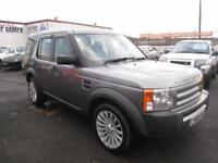 Land Rover Discovery 3 2.7 TD V6 Auto GS 7 Seats. 12 Months MOT.
