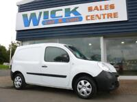 2013 Renault KANGOO ML20 ZE *100% ELECTRIC* VAN Automatic Small Van