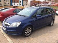 Vauxhall/Opel Zafira 1.6i 16v ( a/c ) Club PAN ROOF FINANCE AVAILABLE