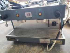 Fiamma espresso machine