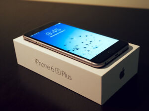 iPhone 6s Plus 16Gb Rogers 7 Months Old MINT