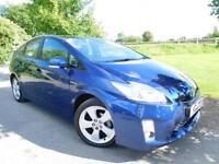 2010 Toyota Prius 1.8 VVTi T4 5dr CVT Auto Free Tax! Hybrid! 5 door Hatchback