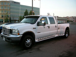 04 Ford F-350 Lariat 6.0 Diesel fully bulletproofed great shape!