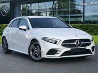 2020 Mercedes-Benz A-CLASS A 180 d Auto Compact Saloon Diesel Automatic