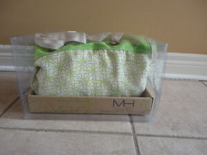 Brand new in box set of 3 eco purse makeup pouch set of 3 London Ontario image 3