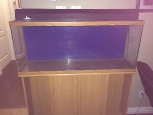 4 ft fish tank for sale.