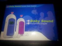 Baby Sound Pocket Fetal Doppler