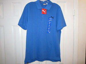 PUMA Golf Shirt, Size Large, BNWT (2 available):REDUCED