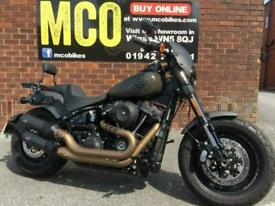 Harley-Davidson FXFBS Fat Bob 114 2018 with 5000 miles