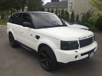 2006 Land Rover Range Rover Sport *SUPERCHARGED*ALL OPTIONS*