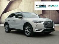 2020 DS DS 3 Crossback E-TENSE LA PREMIERE Auto Hatchback Electric Automatic