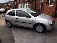 Vauxhall Corsa 1.0lt