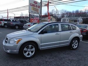 2011 Dodge Caliber Uptown- 2 year Unlimited km warranty included