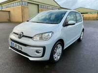 2017 VOLKSWAGEN VW UP 1.0 High Up 5dr A/C, Heater seats, Full service history