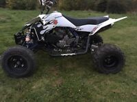 Ltr 450 fully race ready quad Not raptor trx yfz banshee