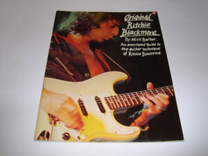 Ritchie Blackmore - Original (1984) Partitions de musique