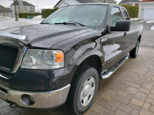 Ford F 150 4x4 V8