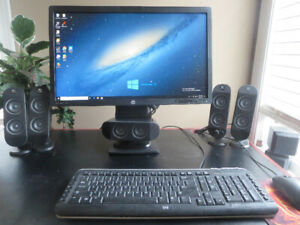 HP Pavilion  Desktop PC, Windows 10, 1 TB , Intel