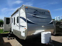 2012 Zinger by Crossroad Zt320RE Travel Trailer...NEW PRICE