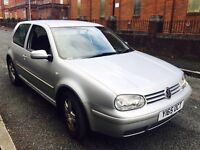 VOLKSWAGEN GOLF GTI 2001 3DR GREAT EXAMPLE STARTS AND RUNS EXCELLENT!