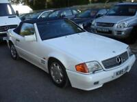 MERCEDES SL 300 SL 1992 Petrol Automatic in White