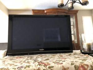 "50"" Panasonic Plasma HD TV"
