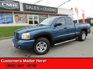 2006 Dodge Dakota ST   4x4! CRUISE! AUX JACK!