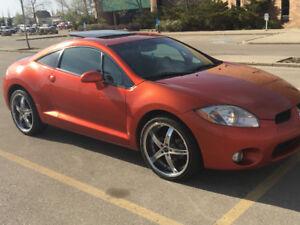 2007 Mistubishi Eclipse GT!