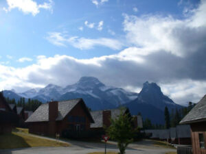 Canmore Chalet Timeshare-- Banff Gate Mountain Resort