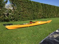 Kayak de mer Azul Mystic