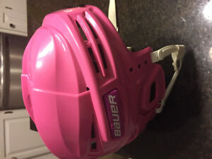 Casque Hockey fille Bauer