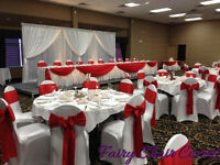 Linens & Decor from Fairy Chair Covers