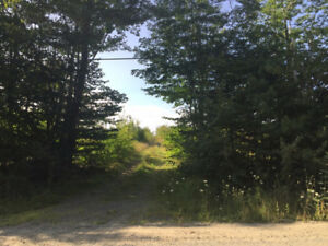 Land acreage for sale 48.3 acres  power available roadside