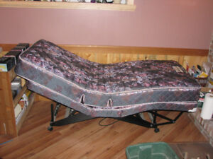Home-Use Therapeutic Bed
