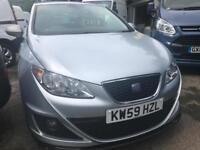 2010 SEAT IBIZA 1.4 ( 150ps ) SPORTS COUPE DSG FR FULL SERVICE HISTORY