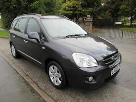 KIA CARENS 2.0CRDi 7 SEAT AUTO LS ONLY ONE OWNER FROM NEW
