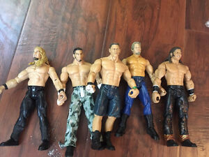 WWE wrestlers John cena action figures