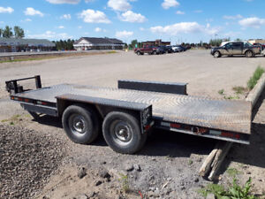 2006 J-Rod HD Steel Deck Trailer