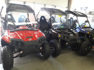 NEW ODES 175CC UTV - FULLY LOADED IN EDMONTON on SUPER SALE!!!