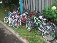 BIKECYCLES FOR SALE!!! ASK FOR MORE DETAILS!!!