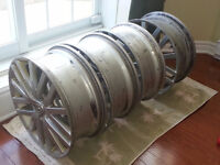 4 roues Mazdaspeed 6 ( Pour vente rapide )