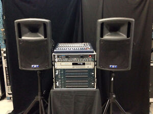 MaxX Small Sound System Package