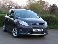Ford C-MAX 1.0T ( 100ps ) EcoBoost ( s/s ) 2014MY Zetec