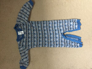 Baby Boy Gymboree Sweater Onsie