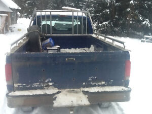 Low Kms on 1997 F-350 7.3 liter diesel with brand new tranny Prince George British Columbia image 5