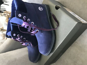 LIMITED EDITION, Timberland woman's size 9 boots